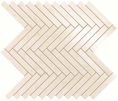 Настенная плитка Marvel Stone Cream Prestige Herringbone Wall