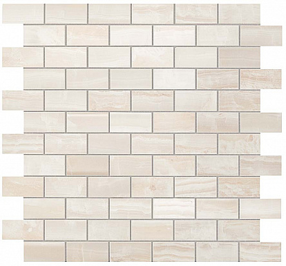 Мозаика S.O. Pure White Brick Mosaic